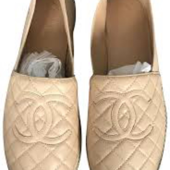 CHANEL Shoes - NEW chanel espadrilles
